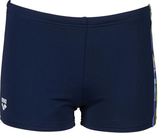 arena Rainbow Colors Shorts Boys, navy/multi