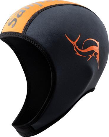sailfish Neoprene Cap adjustable, orange