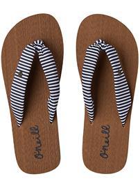 O'Neill Woven Strap Sandals blue aop w / white Tytöt