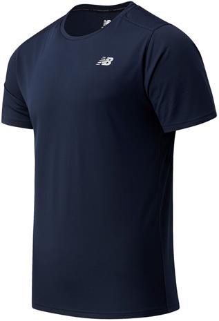 New Balance Accelerate SS Shirt Men, eclipse