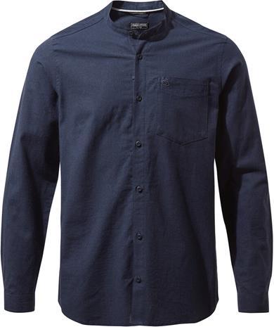 Craghoppers Harford Longsleeved Shirt Men, blue navy