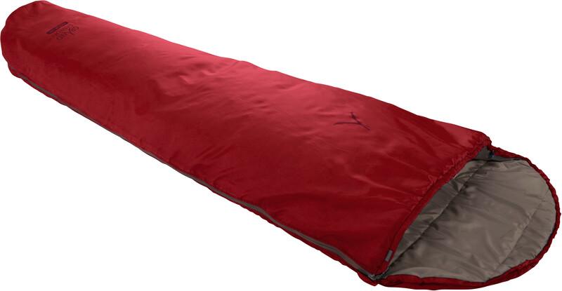 Grand Canyon Whistler 190 Sleeping Bag, red dahlia