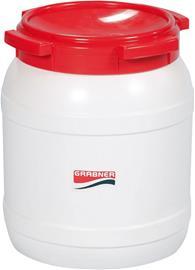 Grabner Plastic Can 26l, white