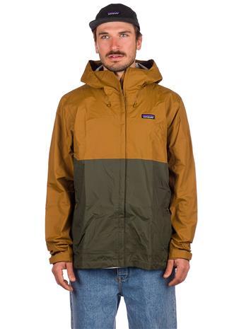 Patagonia Torrentshell 3L Jacket mulch brown Miehet