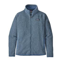 Patagonia Better Sweater Takki Naiset, berlin blue