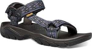 Teva Terra Fi 5 Universal Sandals Men, madang blue
