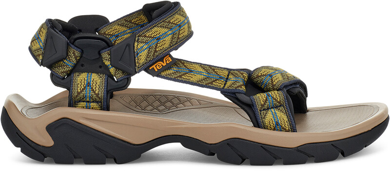 Teva Terra Fi 5 Universal Sandals Men, presidio dark olive