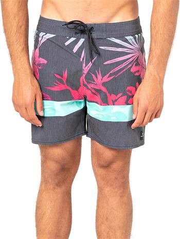 Rip Curl Mirage Retro Jungle Shorts Men, black
