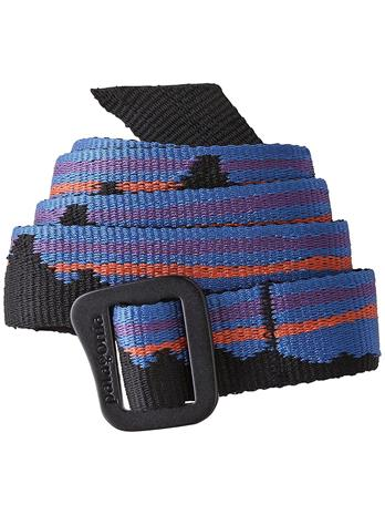 Patagonia Friction Belt fitz roy belt / black Miehet