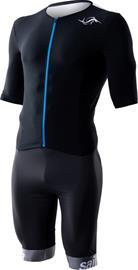 sailfish Aerosuit Pro Miehet, black/blue