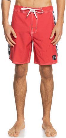 "Quiksilver Echo Beach Arch 18"""" Boardshorts Men, quik red"