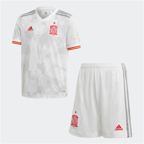 adidas Spain Away Youth Kit
