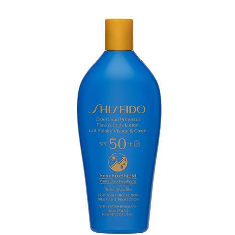 Shiseido Expert Sun Protector Face and Body Lotion SPF50+ 300ml