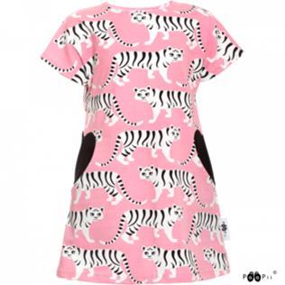Paapii Hertta mekko Tiikeriparaati
