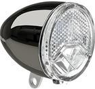 Axa 606 E6-48V Dynamo Headlight LED E-25, black/chrome