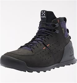 Haglöfs Duality AT1 GT Men - Miehet - 40 2/3 - True Black/Purple Rain