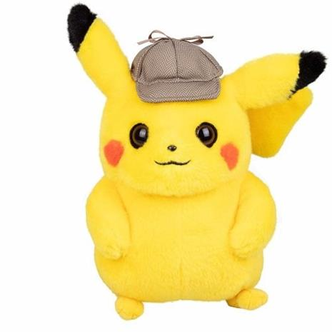 Pokemon Detective Pikachu Plush, Nuket ja pehmolelut
