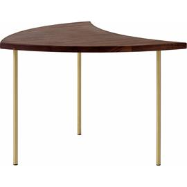 &Tradition &Tradition-Pinwheel HM7 Table, Oiled Walnut
