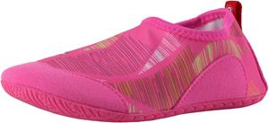 Reima Twister Slip-On-kengät Lapset, vaaleanpunainen