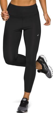 asics Tokyo Korkeavyötäröiset Trikoot Naiset, musta, Naisten housut ja shortsit