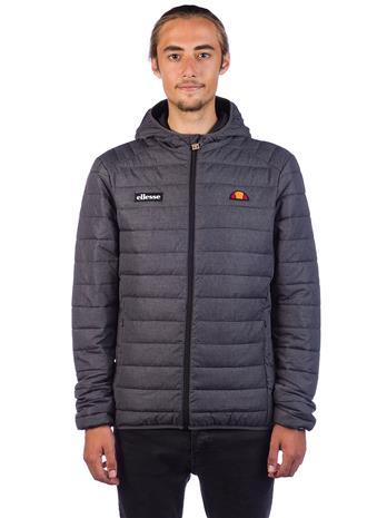 Ellesse Lombardy Padded Puffer Jacket grey grindle Miehet