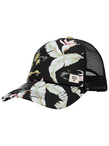 Billabong Heritage Mashup Cap black / mint Naiset