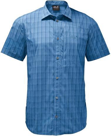 Jack Wolfskin Rays Stretch Vent Shirt Sininen XL
