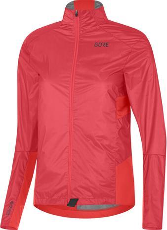 GORE WEAR Ambient Jacket Women, vaaleanpunainen