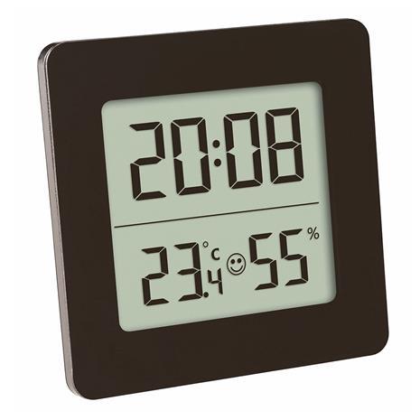 TFA 30.5038.01, herätyskello jossa lämpö/kosteusmittari