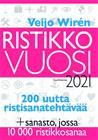 Ristikkovuosi 2021 (täytettäviä ristikoita) (Veijo Wirén), kirja 9789512416769