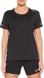 2XU XVENT G2 Run SS Shirt Women, musta