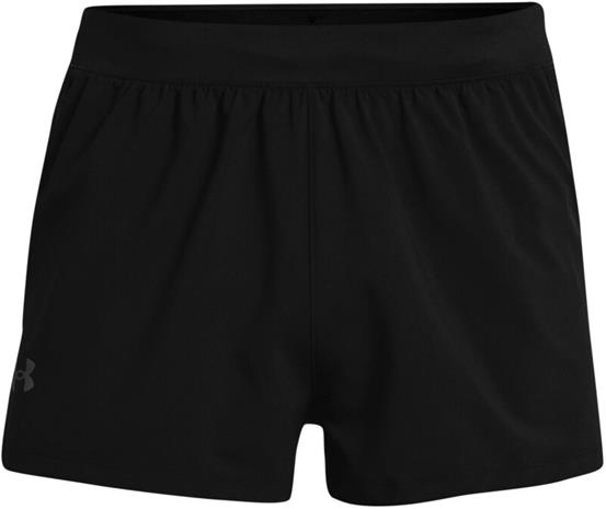 Under Armour Launch SW Split Shorts Men, musta