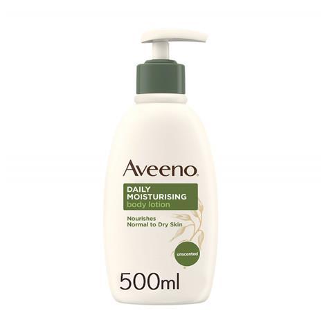 Aveeno Daily Moisturising Lotion 500ml, Meikit, kosmetiikka ja ihonhoito