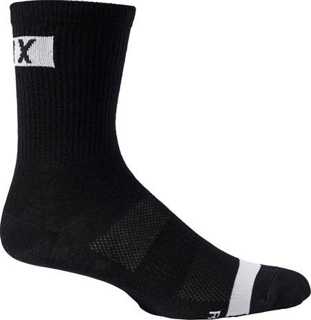 """Fox 6"""""""" Flexair Merino Socks Men, musta, Miesten alusvaatteet, sukat, pyjamat ja kylpytakit"""
