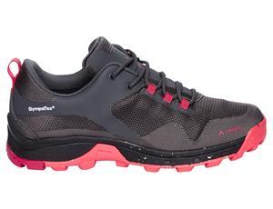 VAUDE TVL Comrus Tech STX Shoes Women, harmaa/vaaleanpunainen