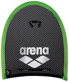 arena Flex Käsimela, vihreä/musta, Uintitarvikkeet