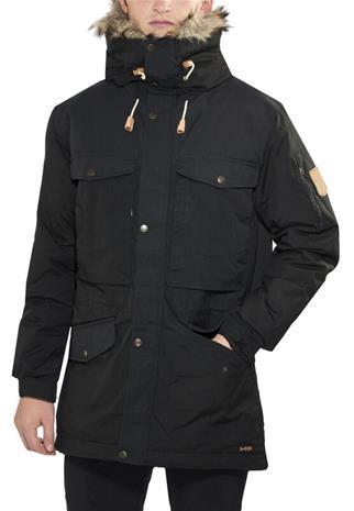 Fjällräven Singi takki Miehet, musta