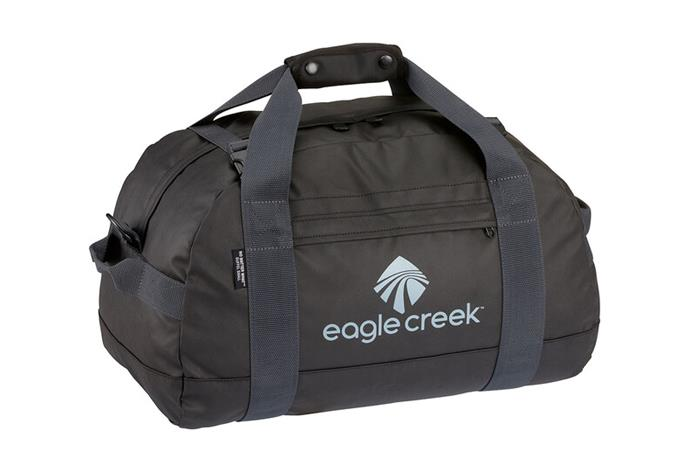 Eagle Creek No Matter What Duffelilaukku Pieni, musta