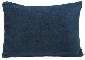 Cocoon Pillow Case Mikrofleece Large, sininen