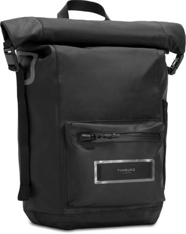 Timbuk2 Especial Supply Roll Top Backpack, musta, Rinkat ja reput