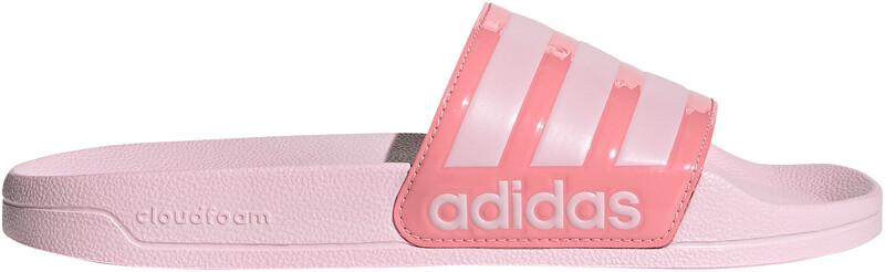 adidas Adilette Shower Slides Women, vaaleanpunainen, Uintitarvikkeet
