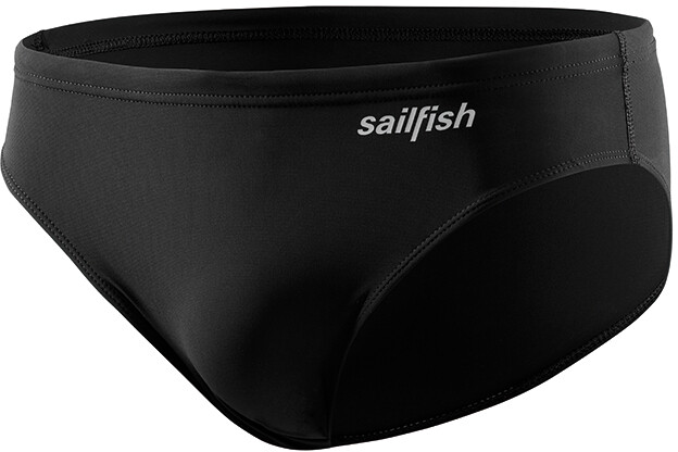 sailfish Power Briefs Men, musta, Uintitarvikkeet
