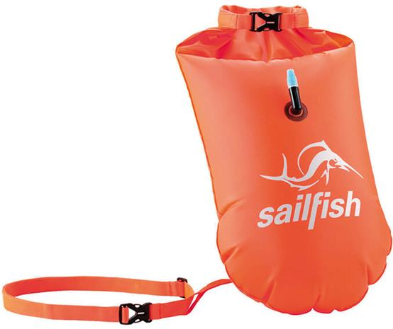 sailfish Outdoor Swimming Buoy, oranssi, Uintitarvikkeet