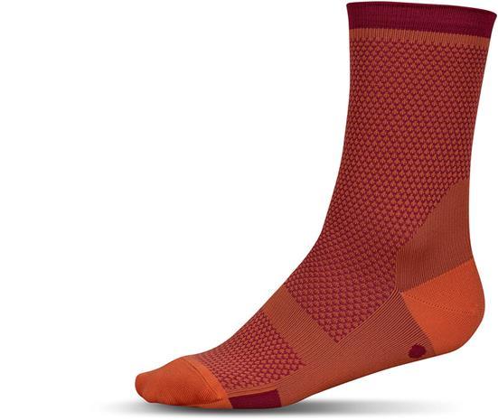 Isadore Climbers Angliru Socks, oranssi, Miesten alusvaatteet, sukat, pyjamat ja kylpytakit