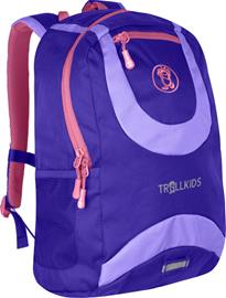 TROLLKIDS Trollhavn Daypack 15l Kids, violetti, Rinkat ja reput