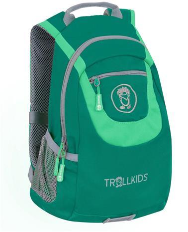 TROLLKIDS Trollhavn Daypack 7l Kids, vihreä, Rinkat ja reput