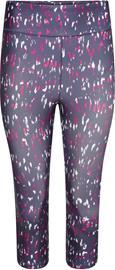 Dare 2b Influential 3/4 Tights Women, vaaleanpunainen/sininen, Naisten housut ja shortsit