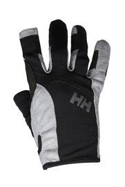 Helly Hansen Sailing Gloves Long, musta