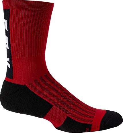"""Fox 6"""""""" Ranger Cushion Socks Men, punainen, Miesten alusvaatteet, sukat, pyjamat ja kylpytakit"""