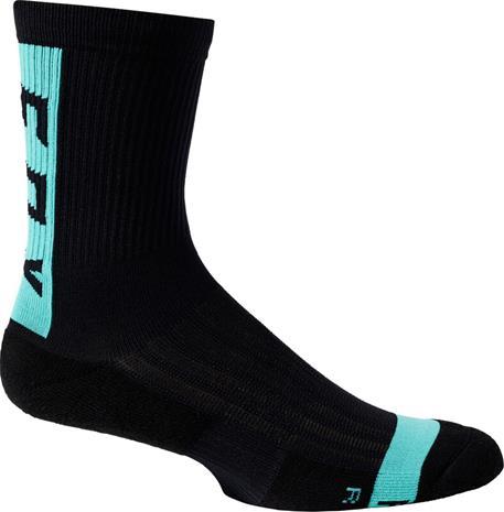 """Fox 6"""""""" Ranger Cushion Socks Men, musta, Miesten alusvaatteet, sukat, pyjamat ja kylpytakit"""